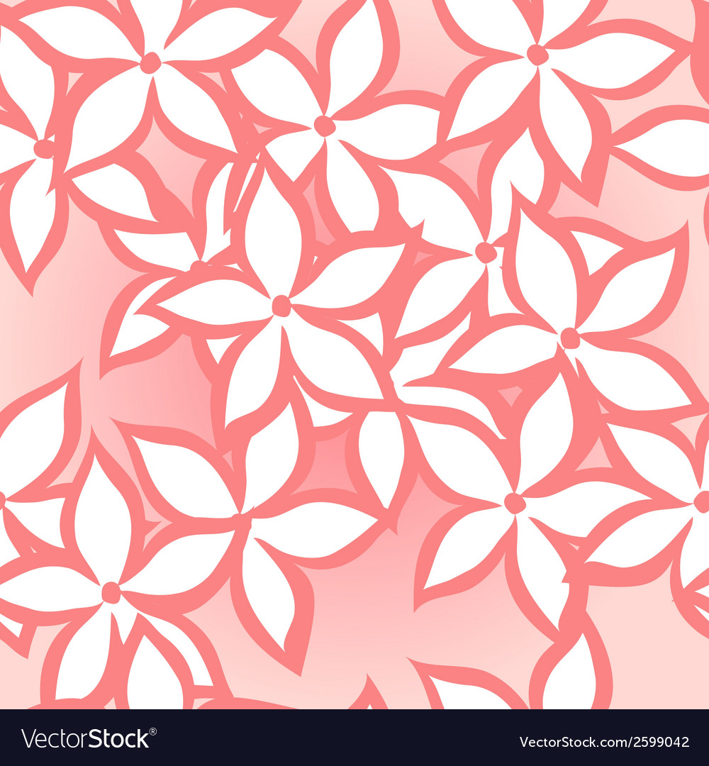 Vintage floral seamless pattern  seamless texture vector | Price: 1 Credit (USD $1)