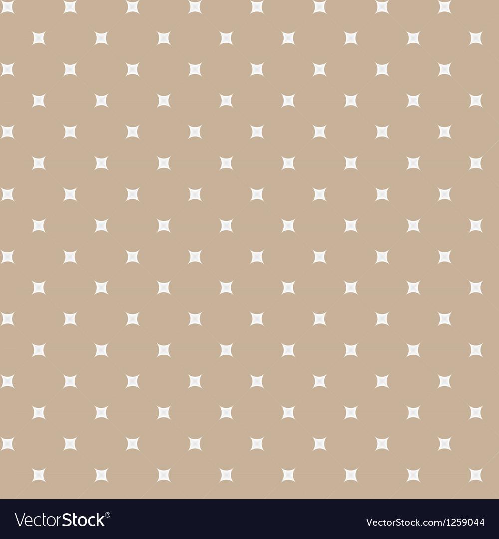 Seamless retro texture white grey brown coffee vector | Price: 1 Credit (USD $1)