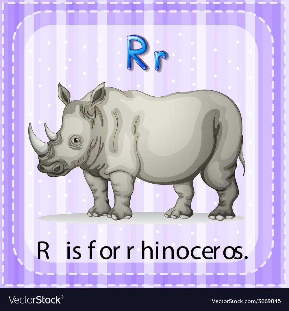 Letter r vector | Price: 3 Credit (USD $3)