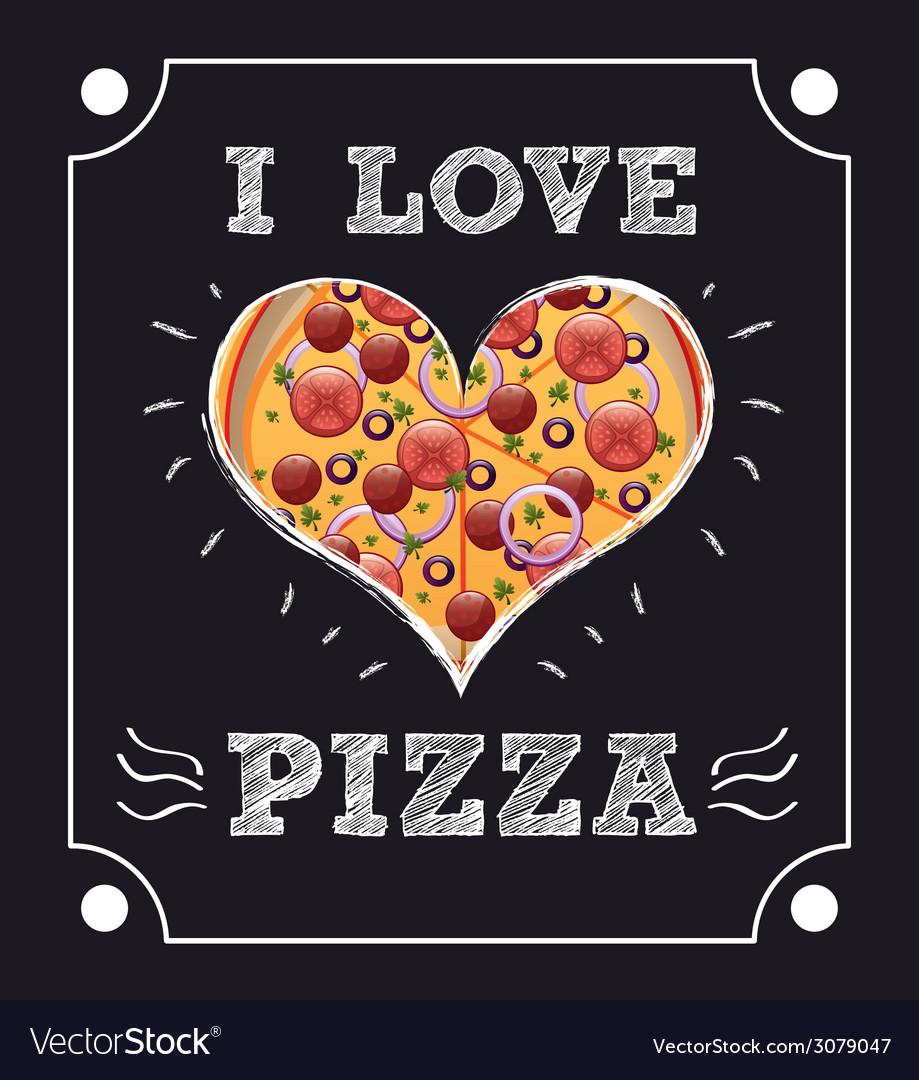 Pizza design vector   Price: 1 Credit (USD $1)