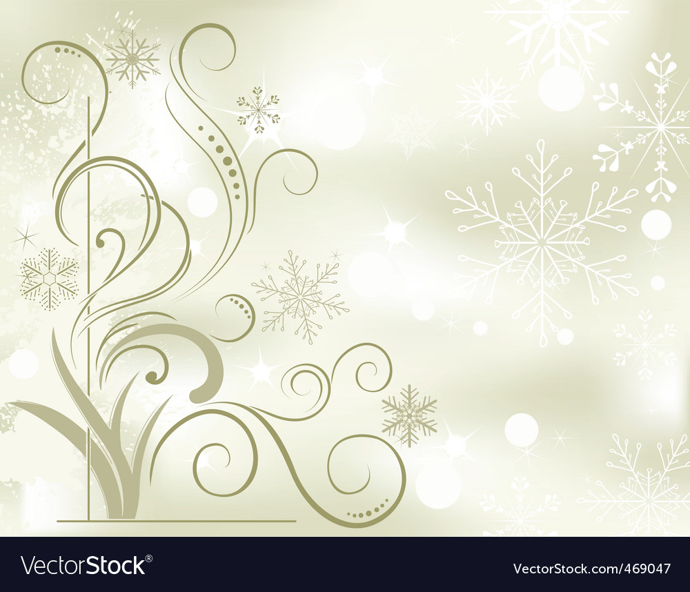 Winter soft background vector | Price: 1 Credit (USD $1)