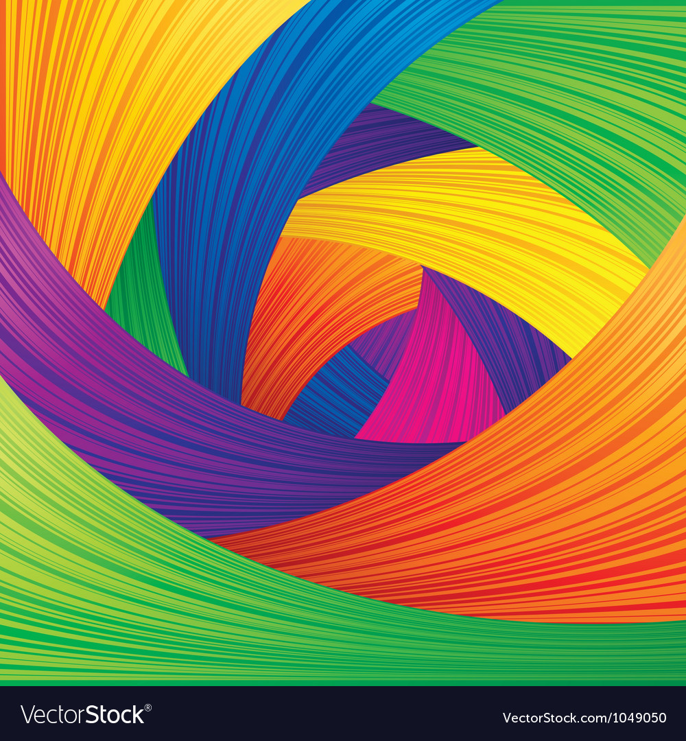 Multicolored abstract background vector | Price: 1 Credit (USD $1)