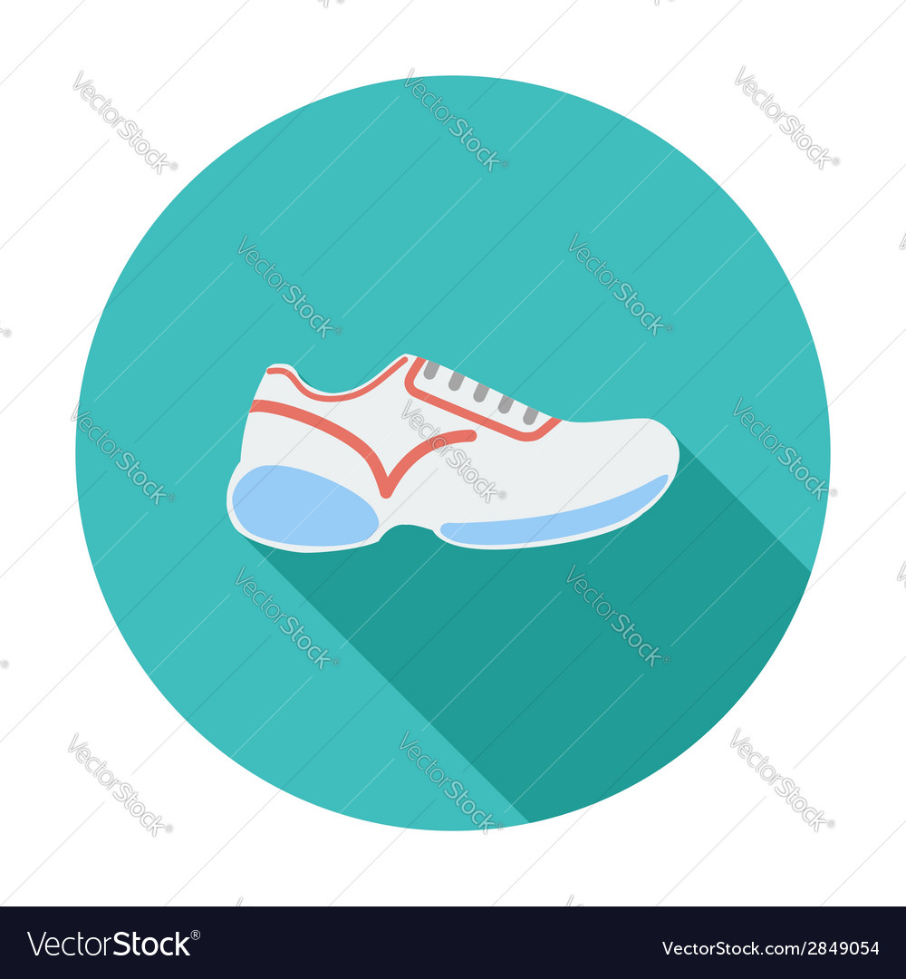 Shoes icon vector | Price: 1 Credit (USD $1)