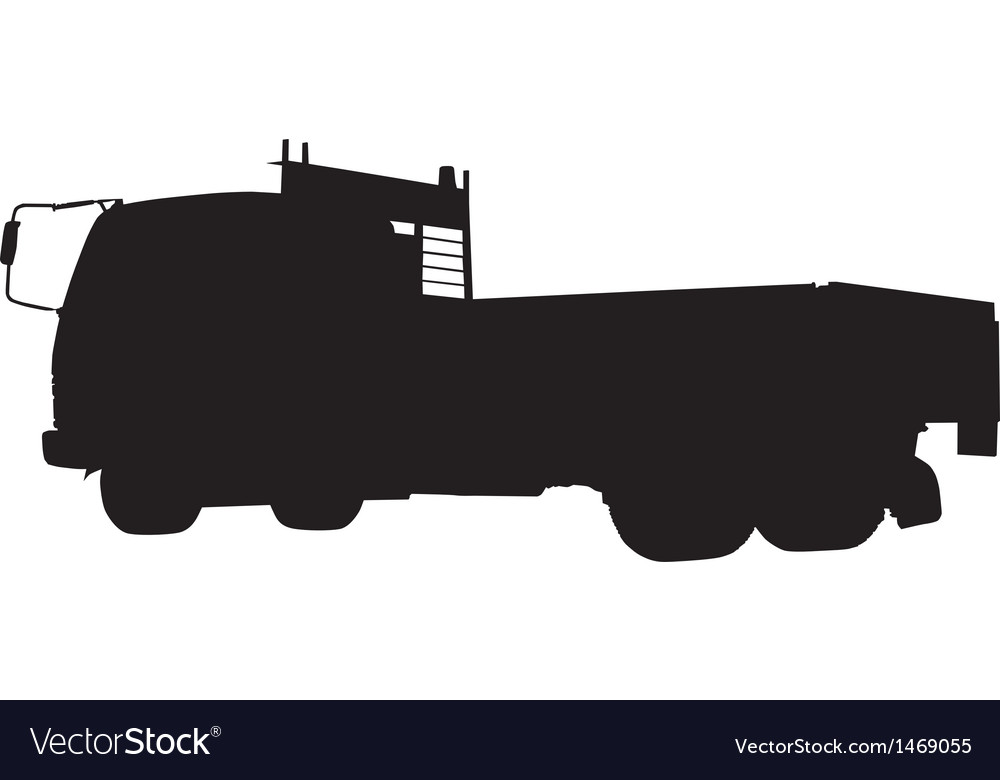 Tipper dump truck lorry vector | Price: 1 Credit (USD $1)