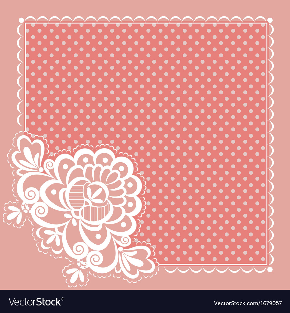 Square napkin vector | Price: 1 Credit (USD $1)