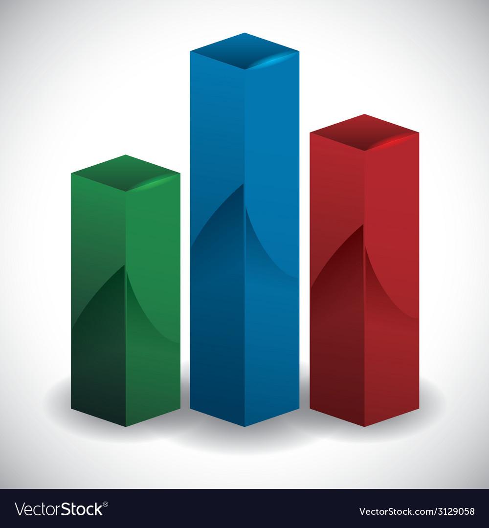 Statistics design vector | Price: 1 Credit (USD $1)