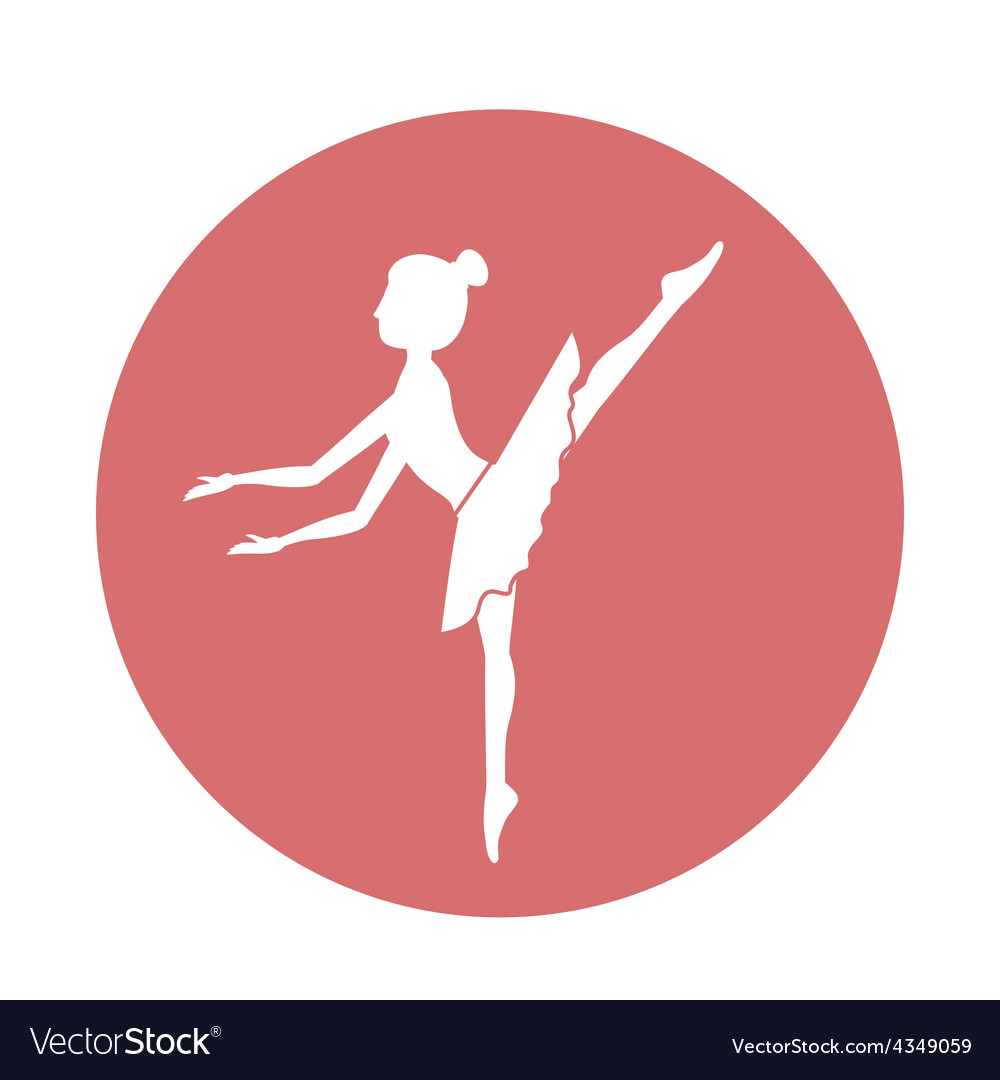 Dancer design vector | Price: 1 Credit (USD $1)