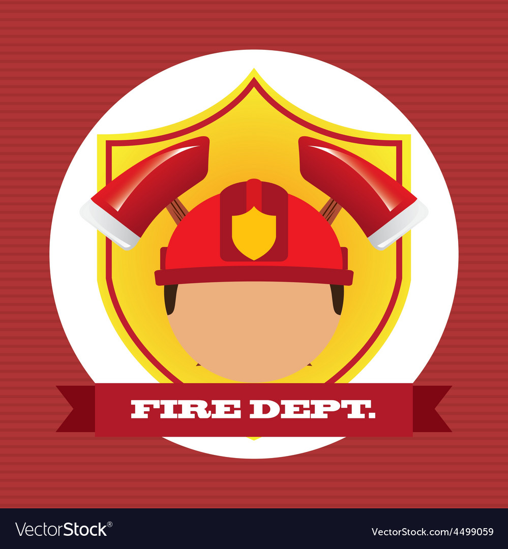 Fire concept vector | Price: 1 Credit (USD $1)