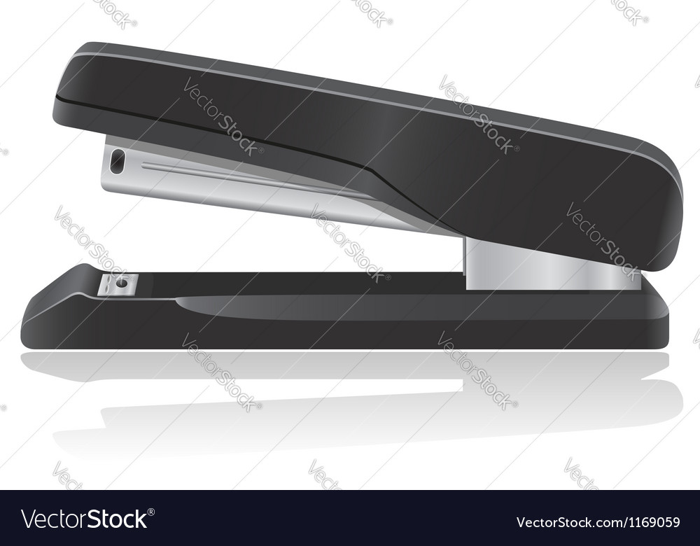 Stapler vector | Price: 1 Credit (USD $1)