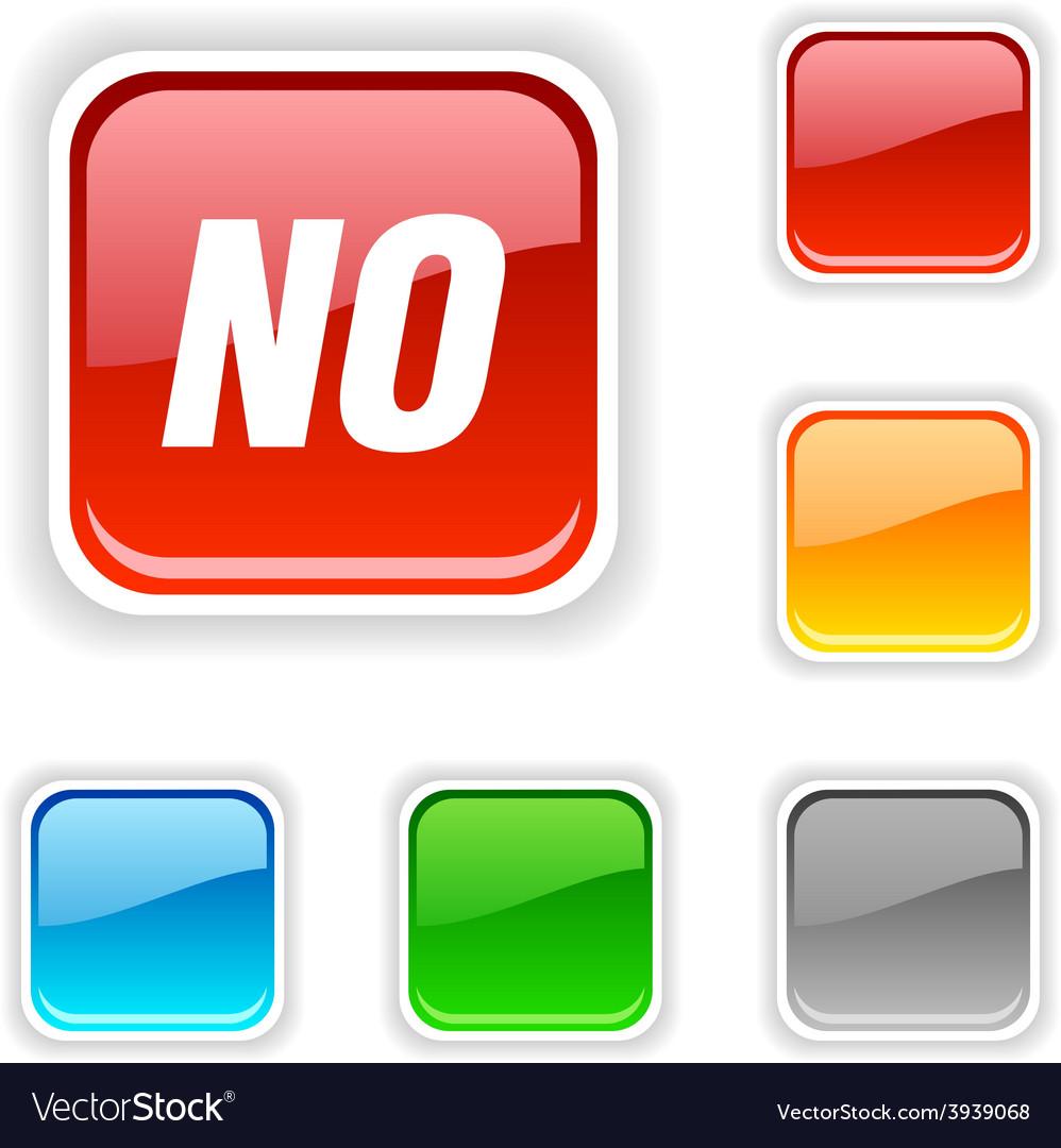 No button vector | Price: 1 Credit (USD $1)