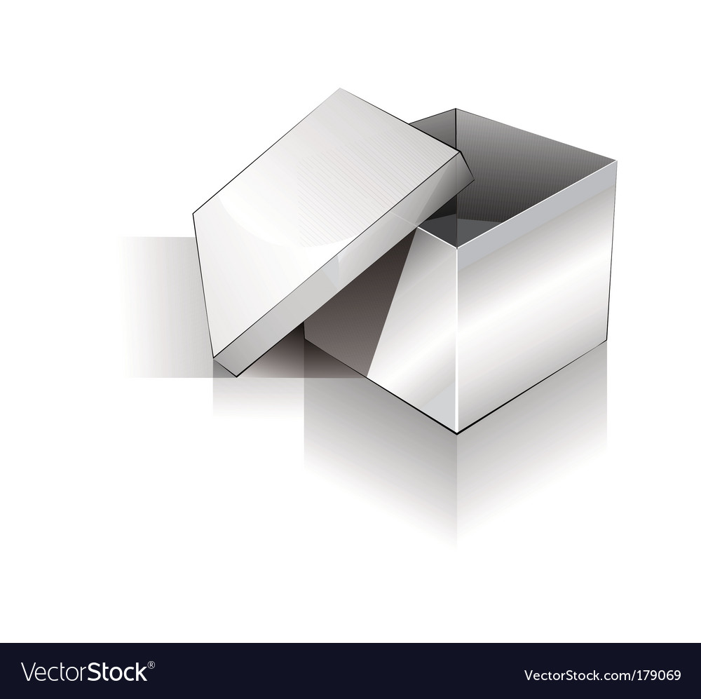 3d box vector | Price: 3 Credit (USD $3)