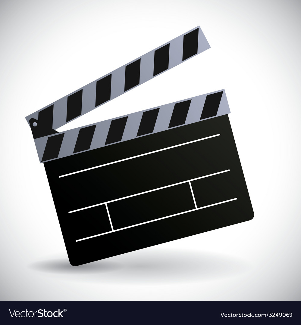 Cinema design vector | Price: 1 Credit (USD $1)
