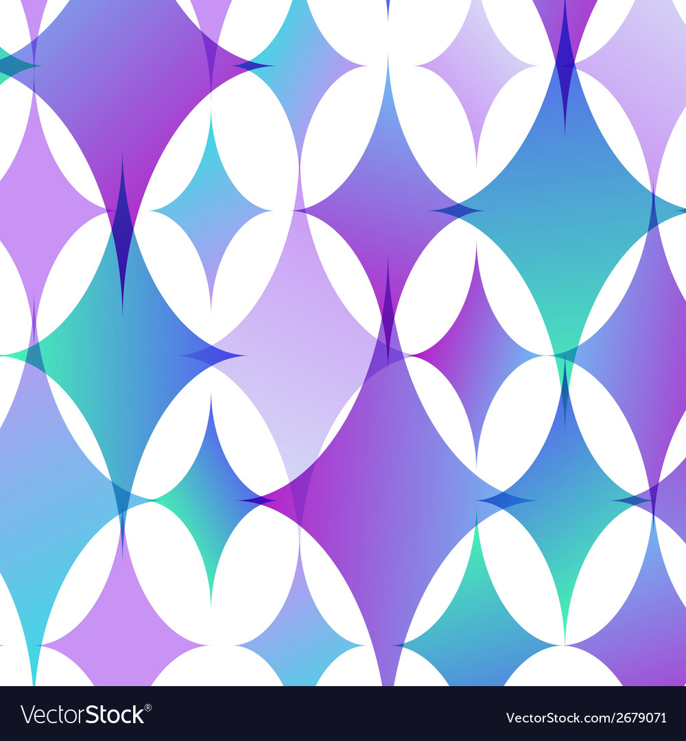 Abstract background of geometric shapes vector | Price: 1 Credit (USD $1)