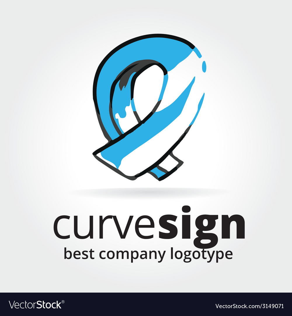 Abstract logotype concept isolated on white vector | Price: 1 Credit (USD $1)