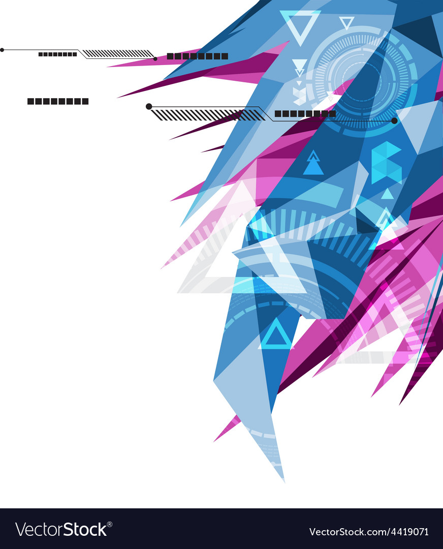 Abstract polygon background02 vector | Price: 1 Credit (USD $1)