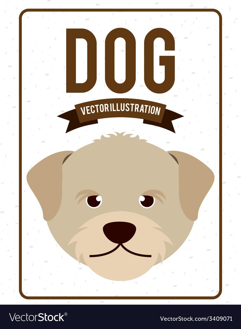 Dog design vector   Price: 1 Credit (USD $1)