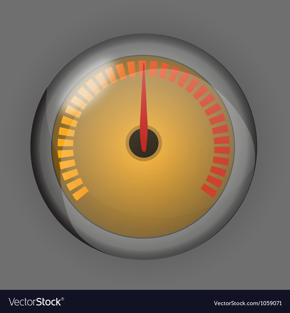 Performance icon vector | Price: 1 Credit (USD $1)