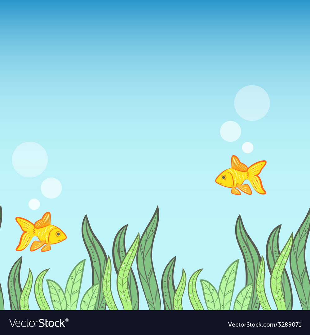 Underwater game background vector | Price: 1 Credit (USD $1)