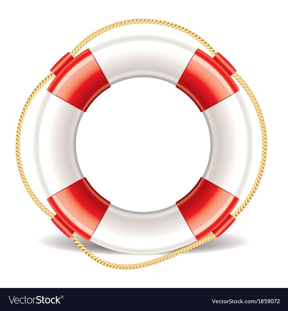 Object lifebuoy vector | Price: 1 Credit (USD $1)