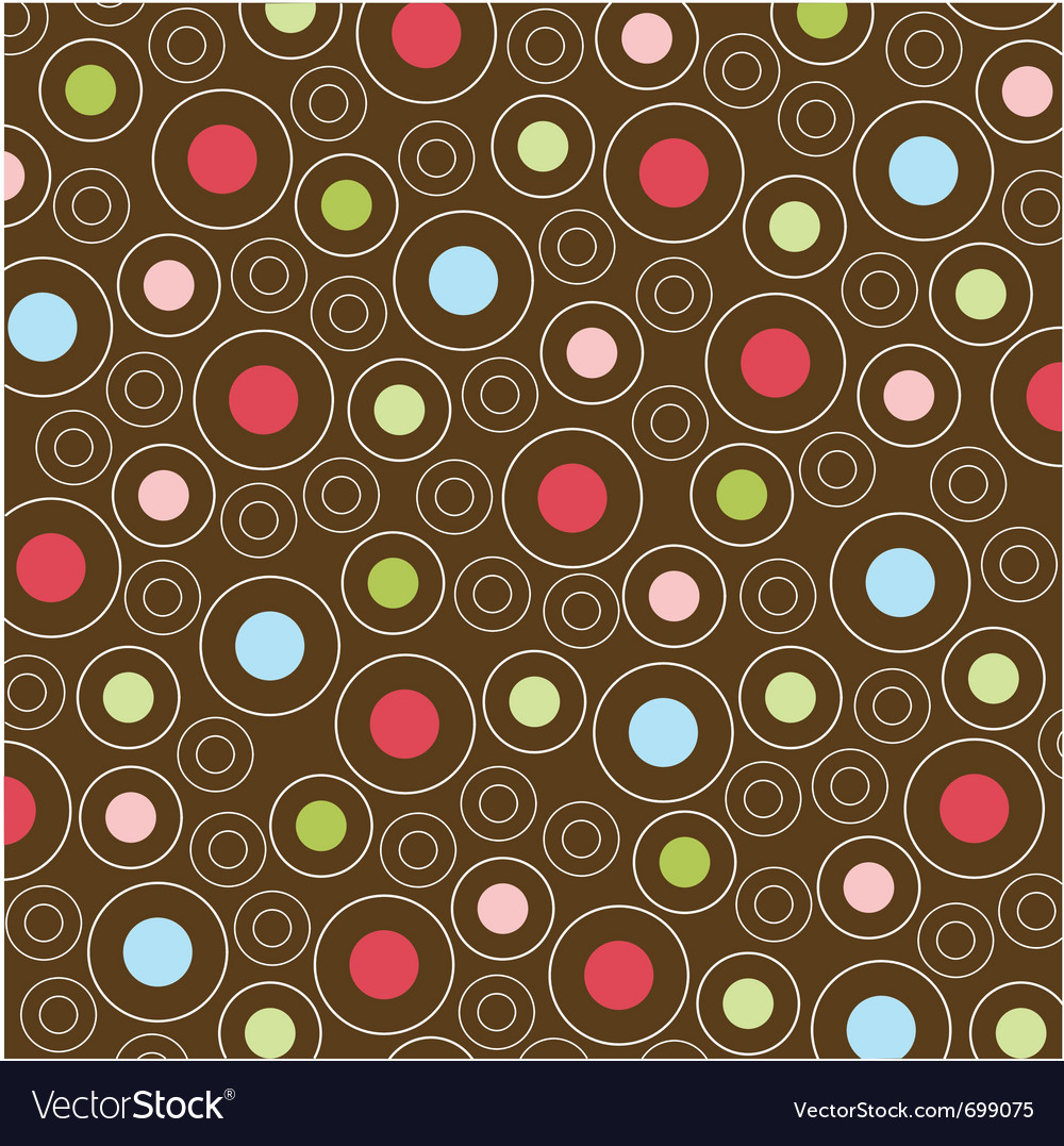 Seamless pattern with fabric texture vector | Price: 1 Credit (USD $1)