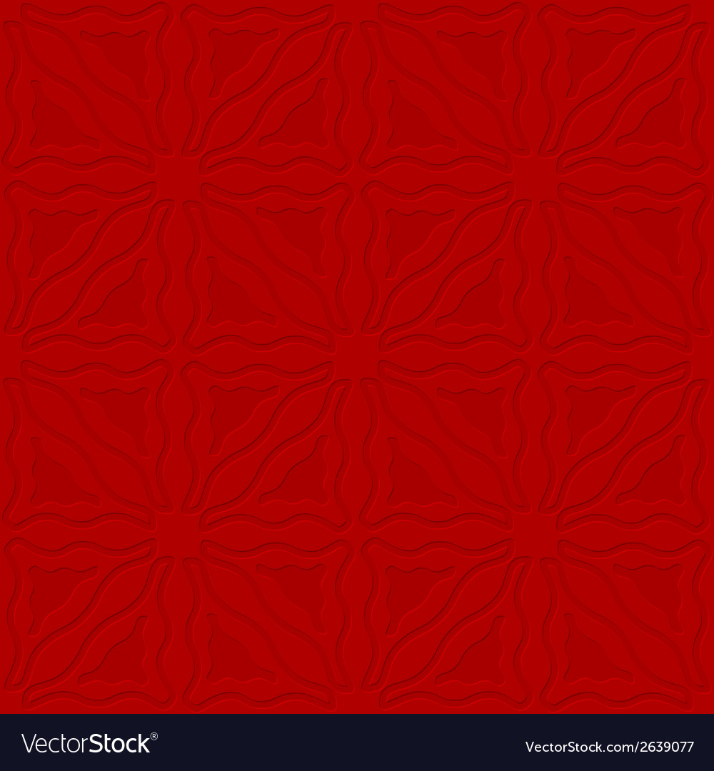 Triangle wavy red embossed seamless vector   Price: 1 Credit (USD $1)