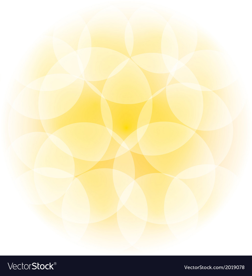 Sunny bokeh effect vector | Price: 1 Credit (USD $1)