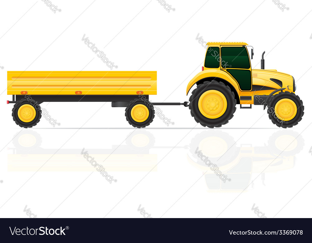 Tractor 05 vector | Price: 3 Credit (USD $3)