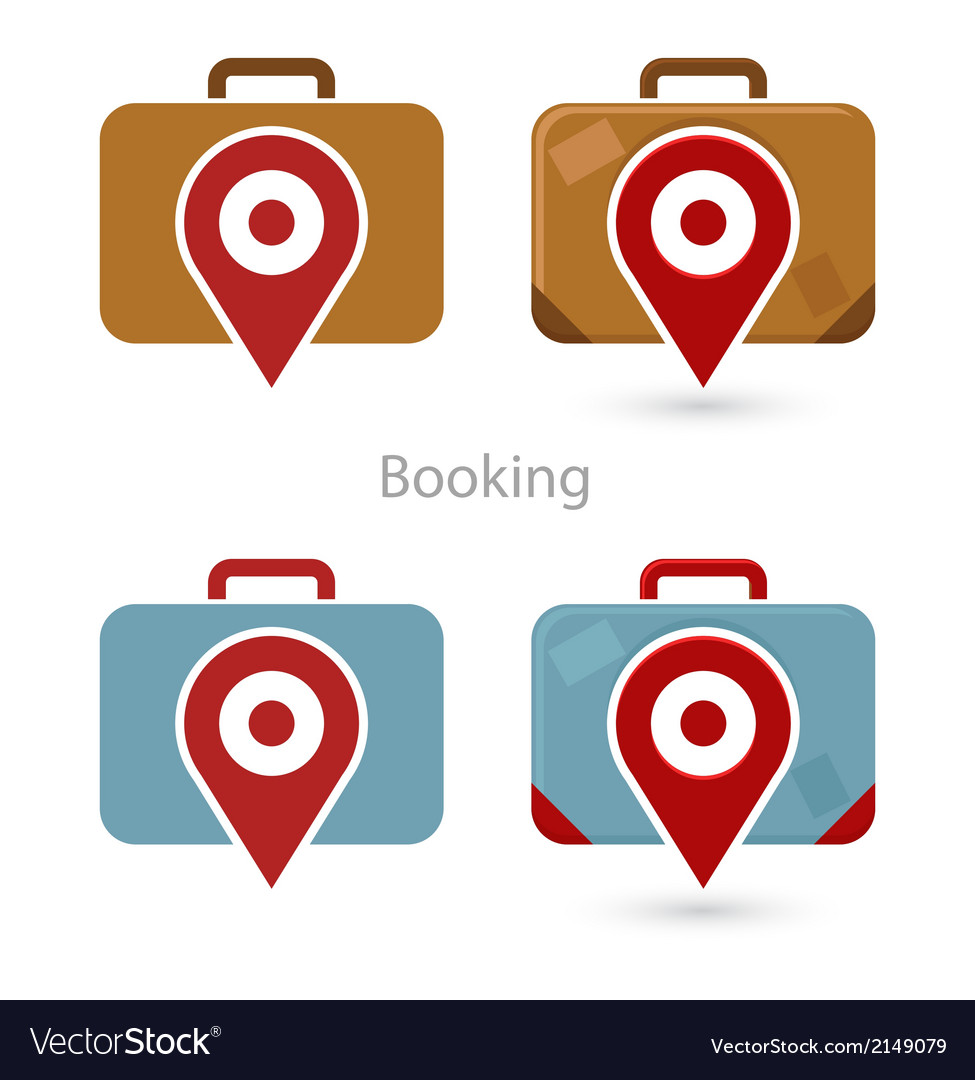 Booking vector | Price: 1 Credit (USD $1)
