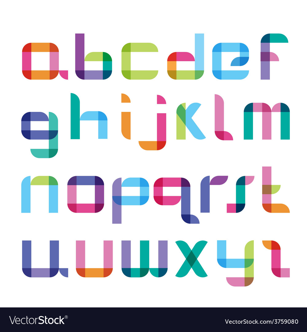 New color font vector   Price: 1 Credit (USD $1)
