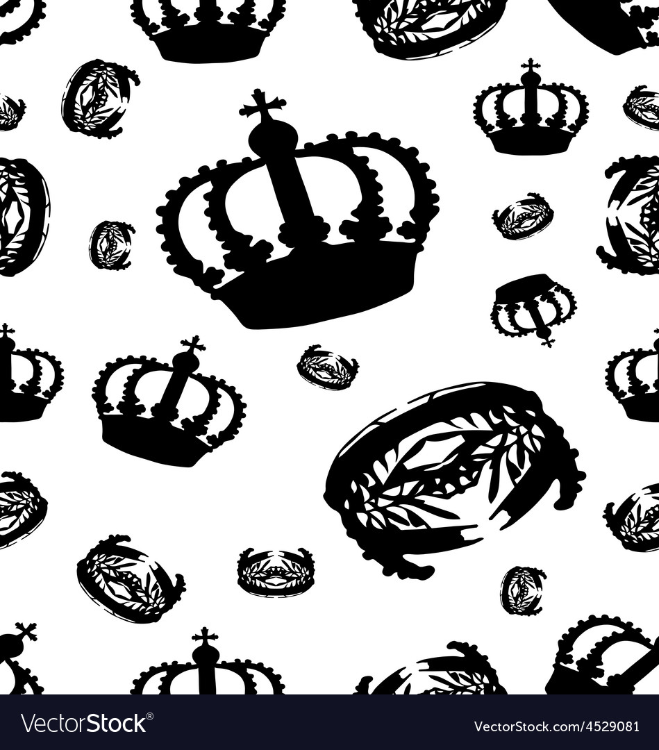 Crown on white vector   Price: 1 Credit (USD $1)