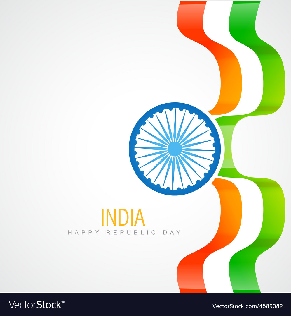 Creative indian flag vector   Price: 1 Credit (USD $1)