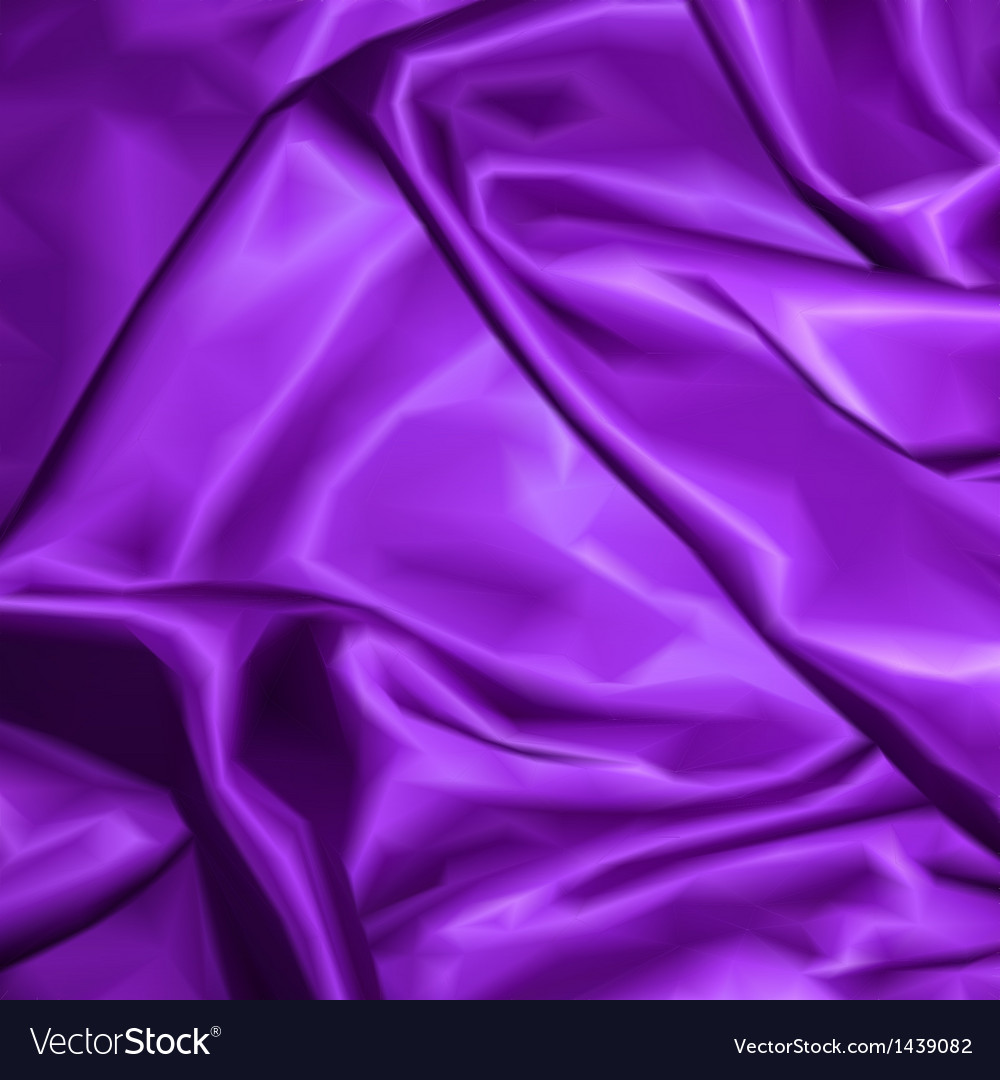 Violet fabric satin texture for background vector | Price: 1 Credit (USD $1)