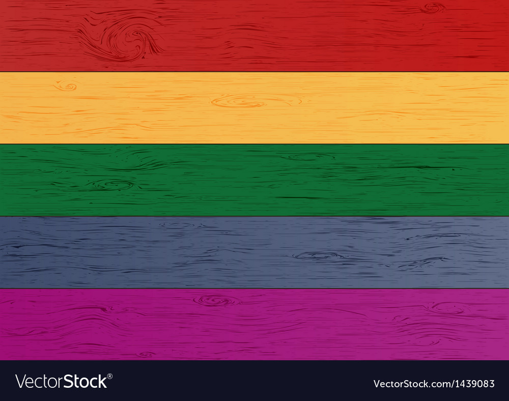 Colorful wood plank background vector | Price: 1 Credit (USD $1)