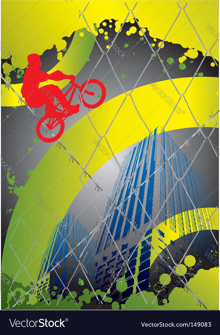 Guy with bmx vector   Price: 1 Credit (USD $1)