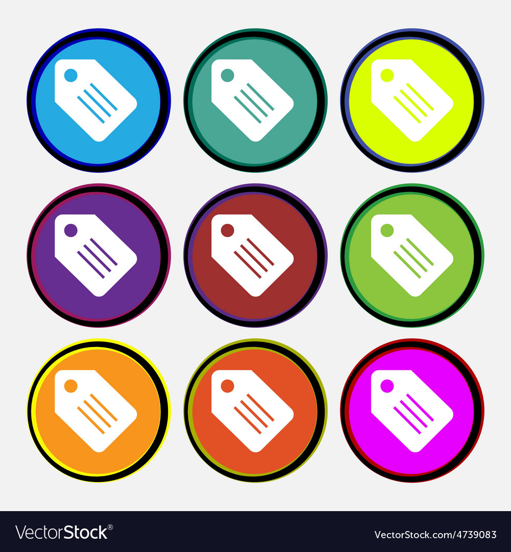 Special offer label vector | Price: 1 Credit (USD $1)