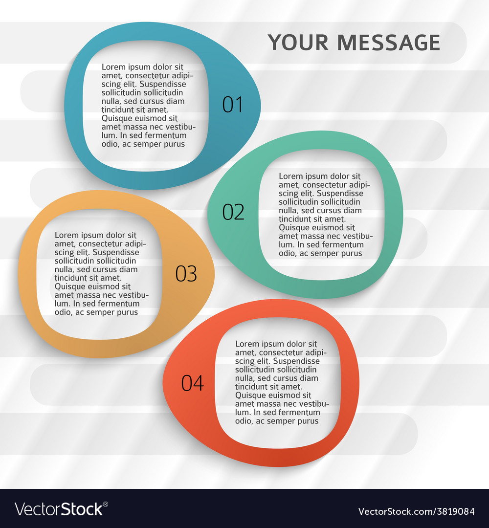 Business classified flyer template page background vector | Price: 1 Credit (USD $1)