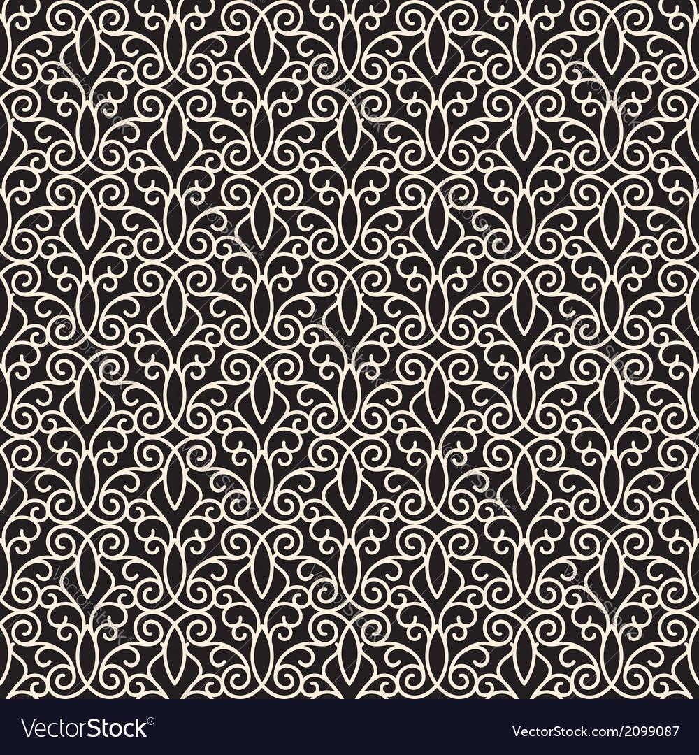 Swirly ornament vector | Price: 1 Credit (USD $1)