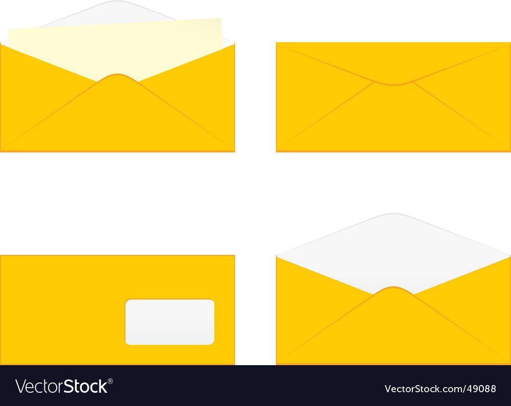 Colored envelopes vector   Price: 1 Credit (USD $1)