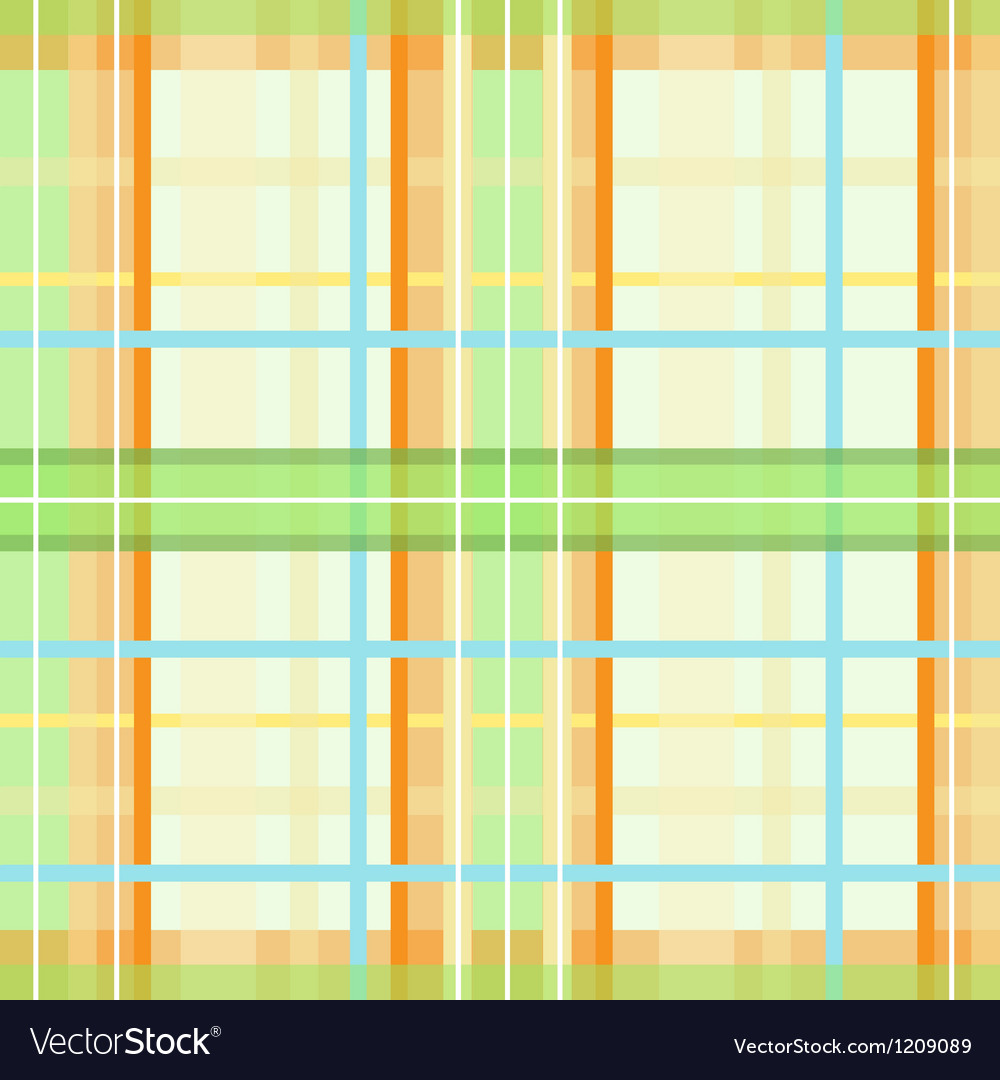Modern spring plaid pattern vector | Price: 1 Credit (USD $1)