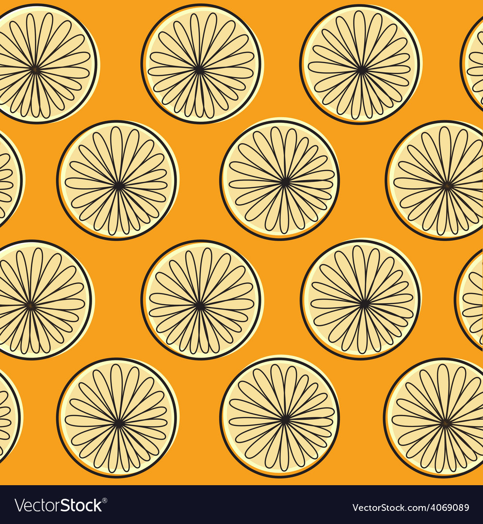 Orange texture or pattern vector | Price: 1 Credit (USD $1)