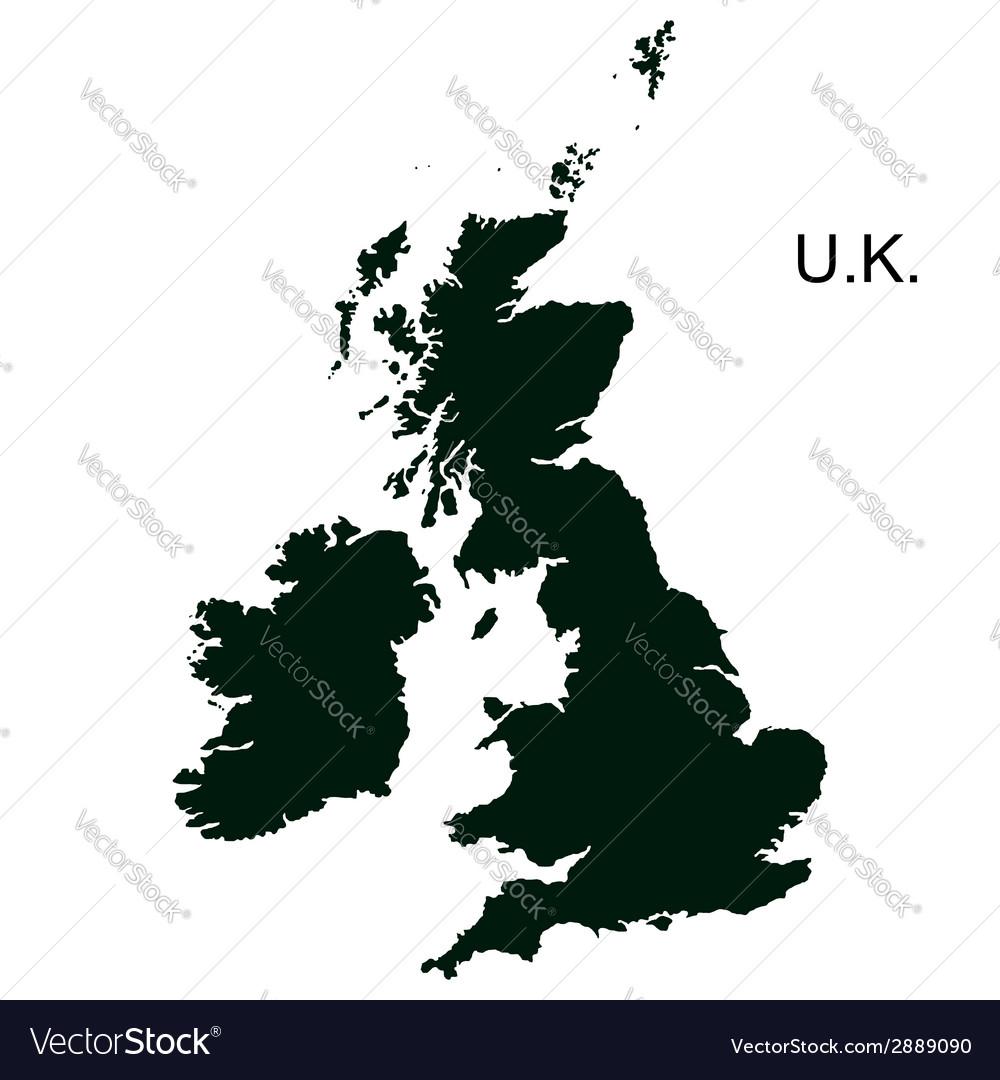 Great britain pictogram vector | Price: 1 Credit (USD $1)