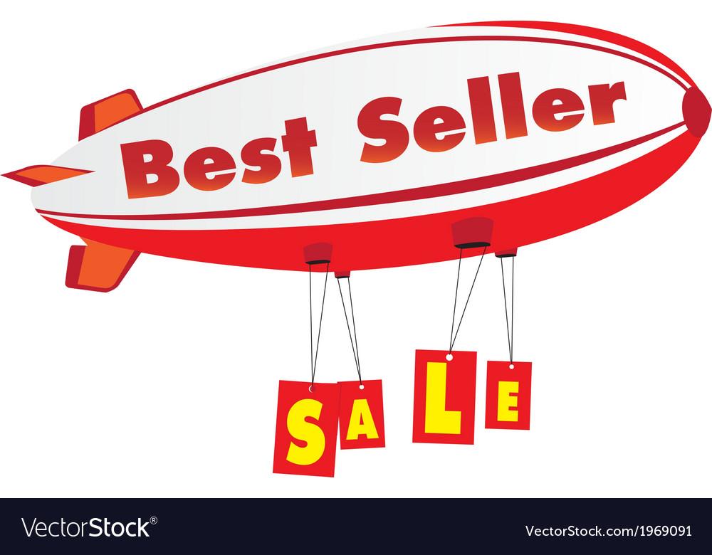 Best seller advertising vector | Price: 1 Credit (USD $1)