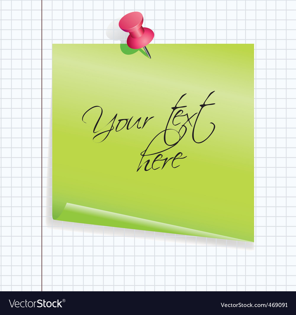 Note 2 vector | Price: 1 Credit (USD $1)