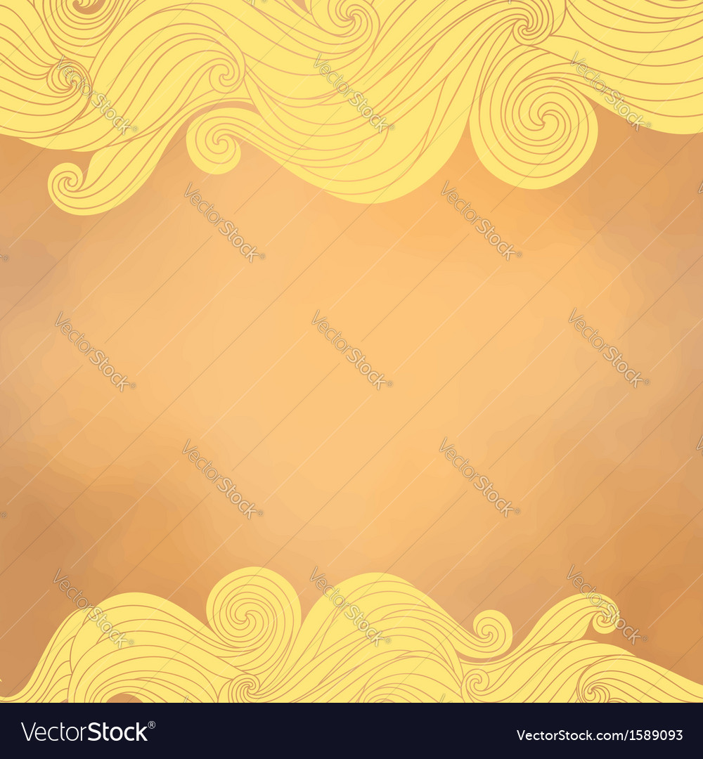 Abstract background with text field vector | Price: 1 Credit (USD $1)