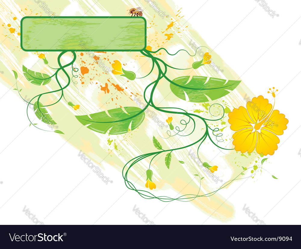 Floral image vector   Price: 1 Credit (USD $1)