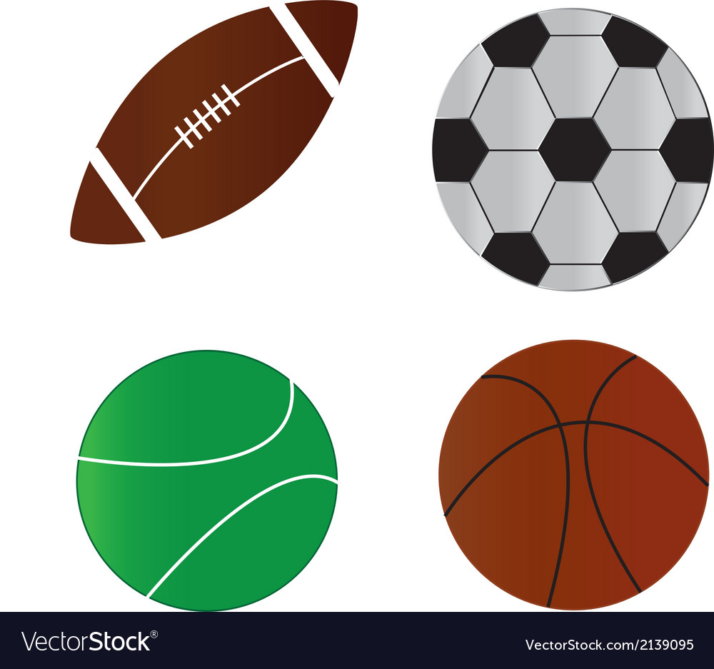 Football sport vector | Price: 1 Credit (USD $1)