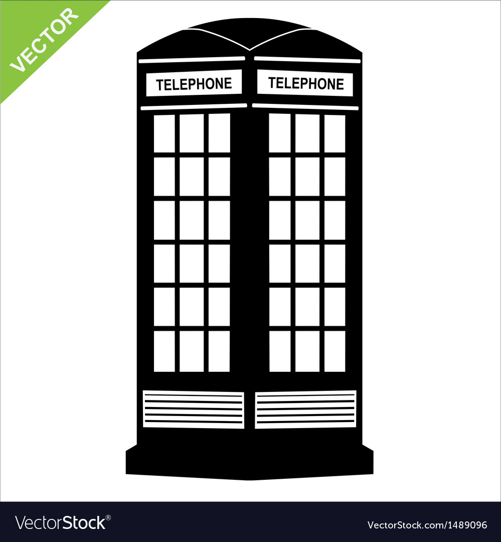 Call box vector | Price: 1 Credit (USD $1)