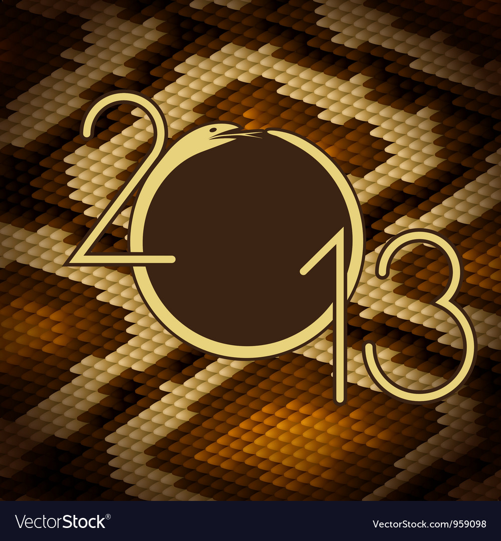 2013 design python snake skin brown background vector | Price: 1 Credit (USD $1)