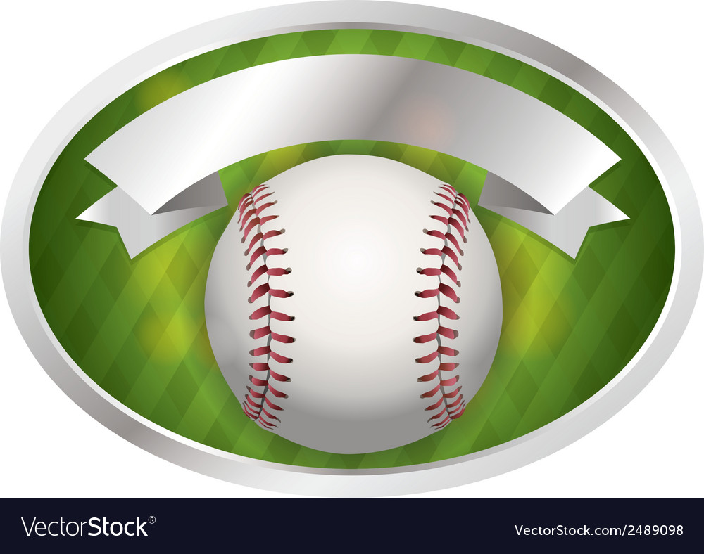 Baseball champions vector | Price: 1 Credit (USD $1)