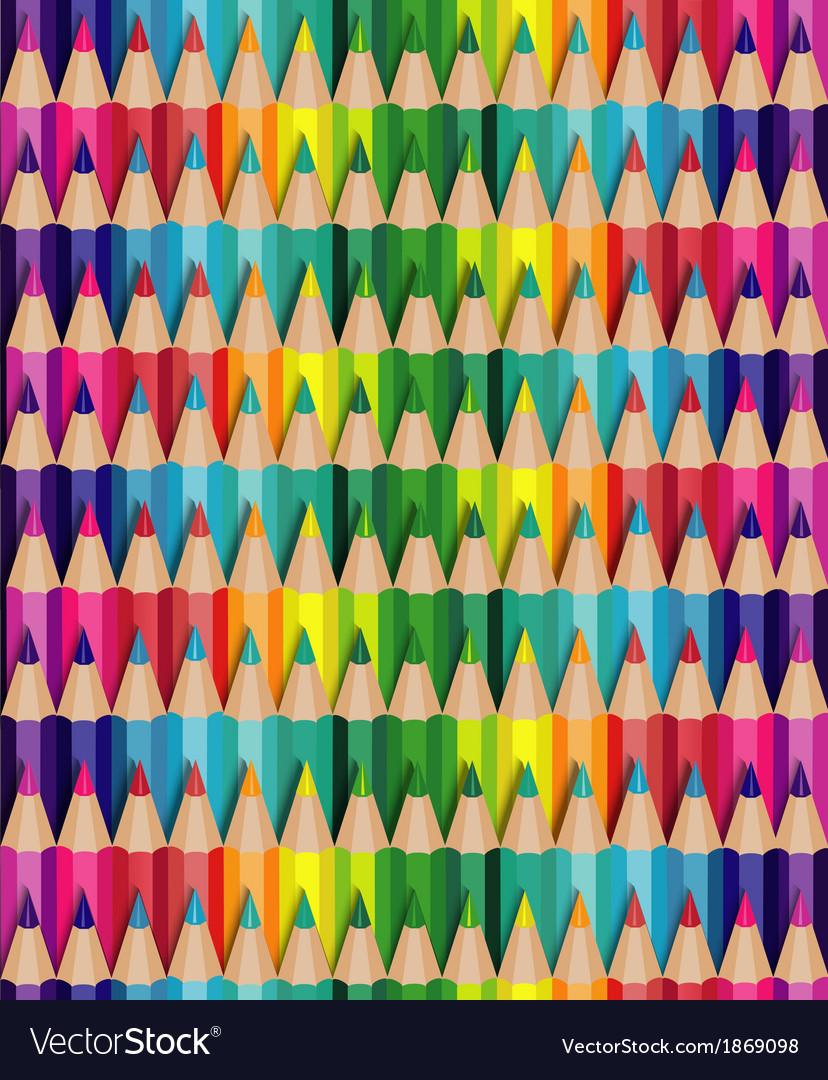 Seamless crayon vector   Price: 1 Credit (USD $1)